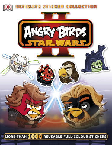 Angry Birds, Star Wars 2: Ultimate Sticker Collection