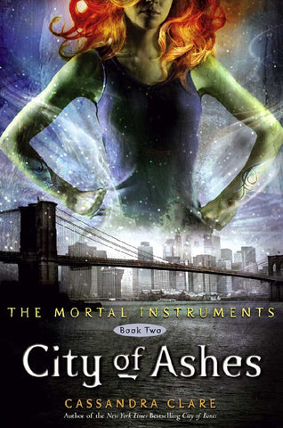 City of Ashes #2 Mortal Instruments