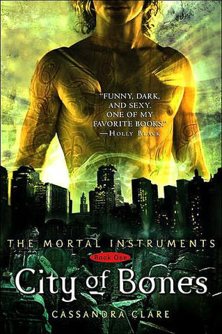 City of Bones #1 Mortal Instruments