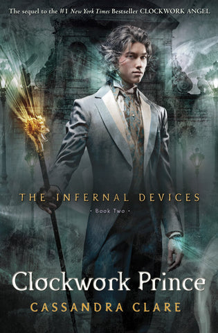 Clockwork Prince #2 Infernal Devices