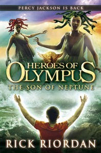 Heroes of Olympus: Son of Neptune (Book 2)