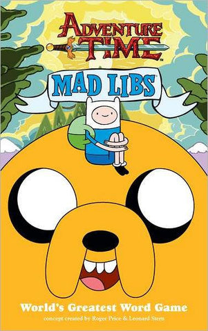 Adventure Time: Mad Libs