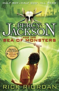 Percy Jackson & The Sea of Monsters (Book 2)