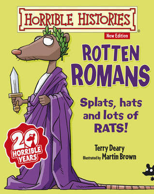 Rotten Romans - Horrible Histories