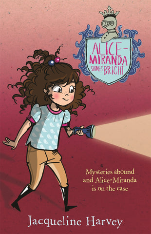 Alice-Miranda #8: Shines Bright