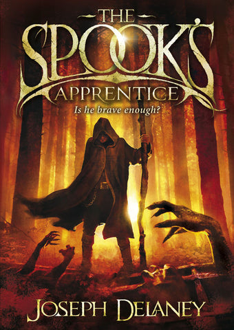 The Spooks Apprentice #1 Wardstone Chronicles