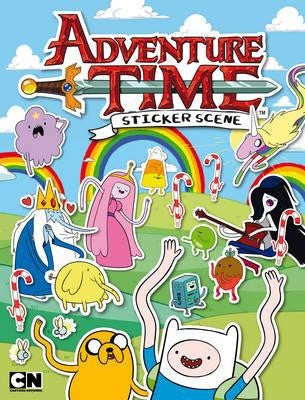 Adventure Time: Colouring Fun With Finn & Jake
