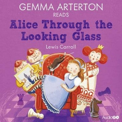 Alice Through The Looking The Glass