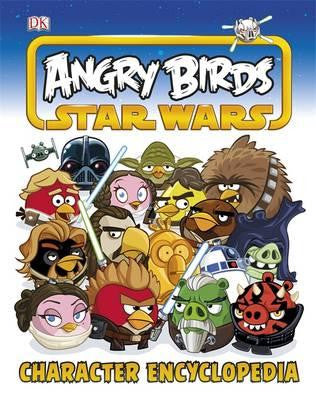 Angry Birds, Star Wars: Character Encyclopedia