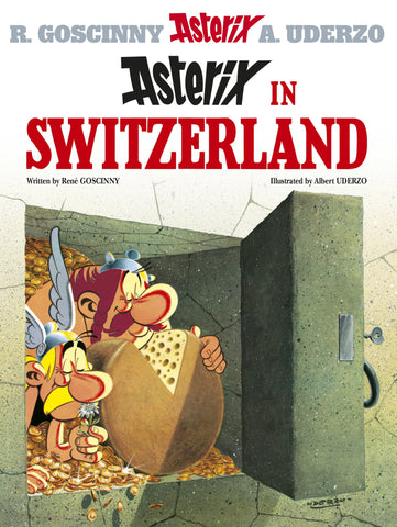 Asterix In Switzerland #16