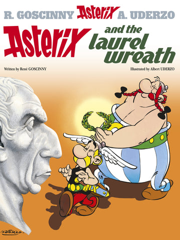 Asterix And The Laurel Wreath #18