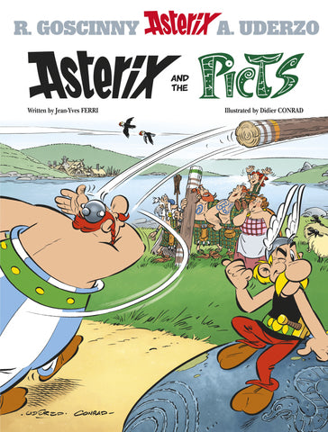 Asterix And The Picts #35