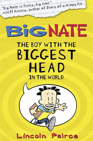 Big Nate The Boy With the Biggest Head in the World #1