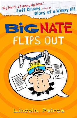 Big Nate Flips Out #5