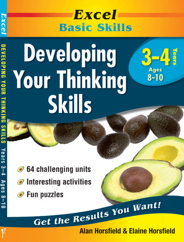 Excel Basic Skills - Developing Your Thinking Skills Years 3–4