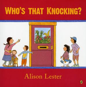 Who's That Knocking?