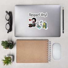 Load image into Gallery viewer, Respect Sticker