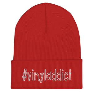 Vinylgeek Beanie • Respect Vinyl