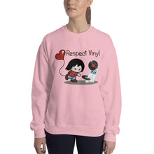 Load image into Gallery viewer, Kill your ipods • Respect Vinyl • Sweatshirt
