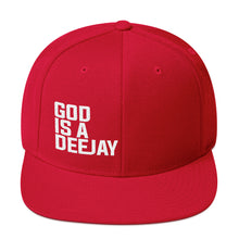 Load image into Gallery viewer, God respects vinyl • Snapback Cap