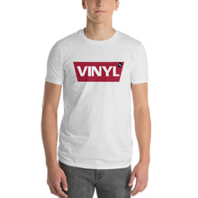Load image into Gallery viewer, The original Vinyl • Respect Vinyl • Kurzärmeliges T-shirt