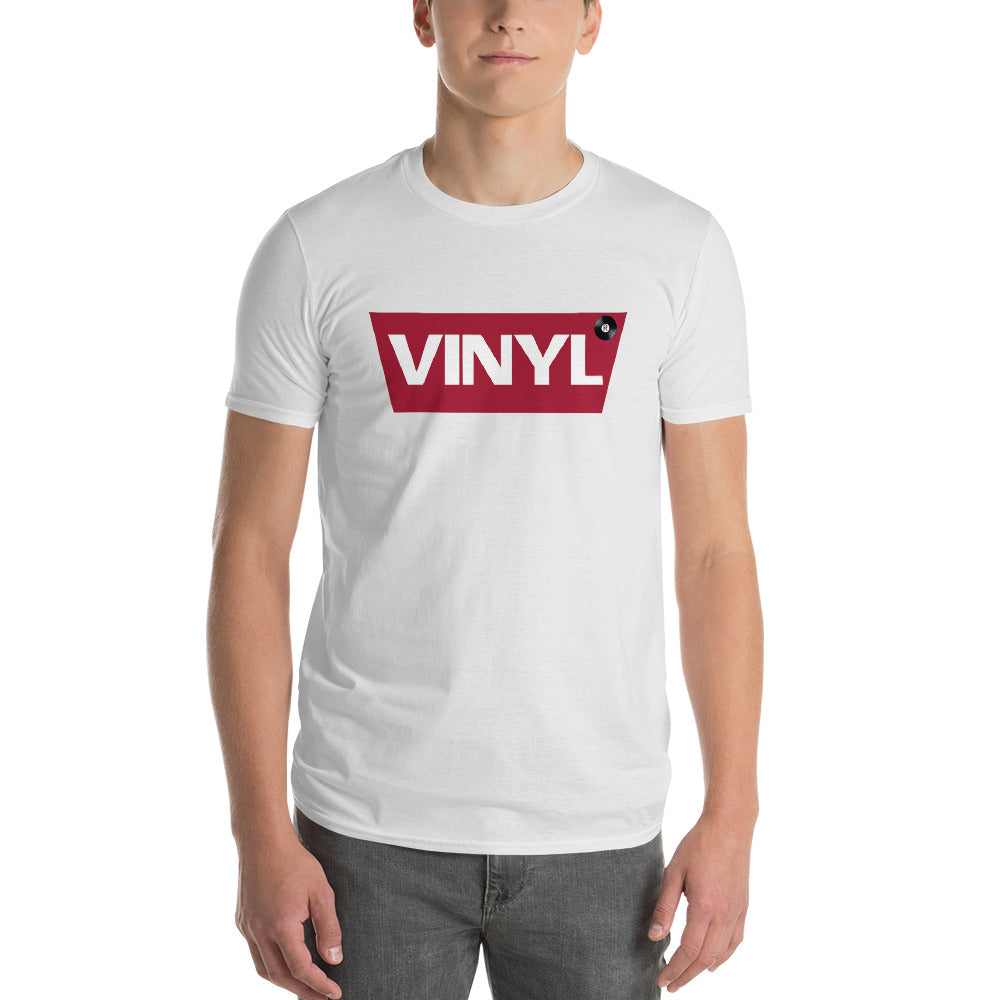 The original Vinyl • Respect Vinyl • Kurzärmeliges T-shirt