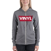 Load image into Gallery viewer, Original Vinyl • Unisex Kapuzenjacke