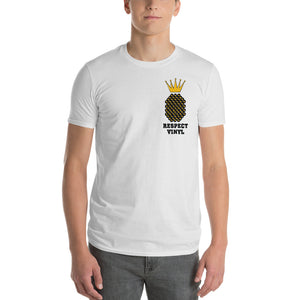 Kings & Queens • Respect Vinyl • Kurzärmeliges T-shirt