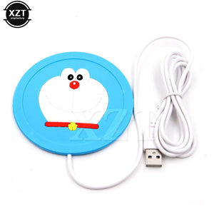 Cute Cartoon 5V USB Mug Silicone Warmer