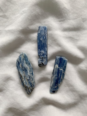Blue Kyanite Blade Rough