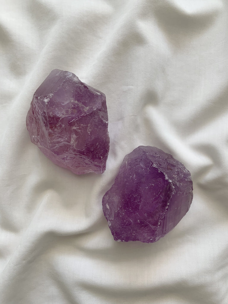 mystic madness amethyst rough