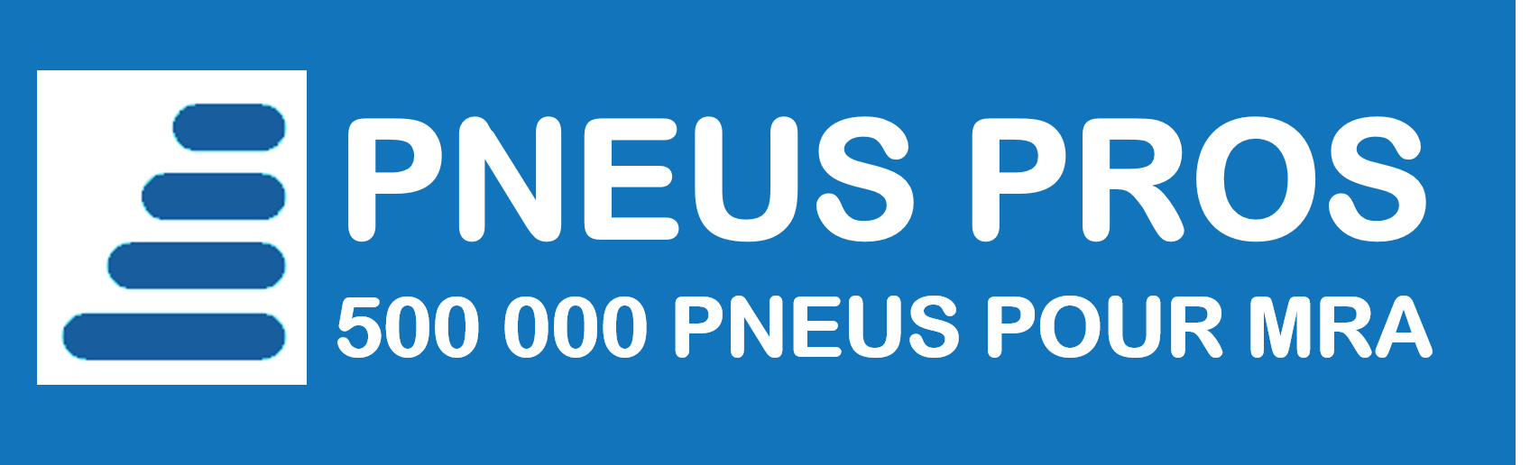 Logo for Pneus Pros