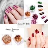 Nails Art Glitter Pigment Powder - celebrityfashion-in