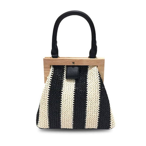 Celebrity Women New Straw Bag - celebrityfashion-in