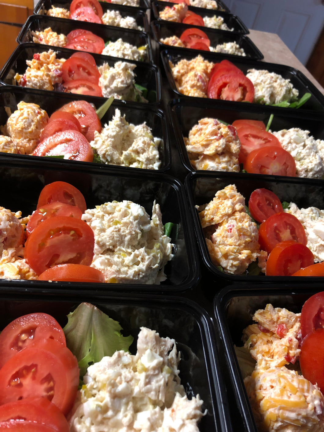 Chicken Salad, Pimento Cheese (combo or by the pound)