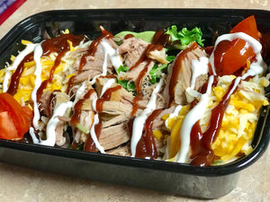 BBQ Pork Salad (Individual or Family Style)