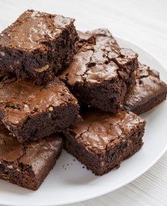 Keto Fudgy Brownies