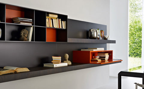 Pass Shelving