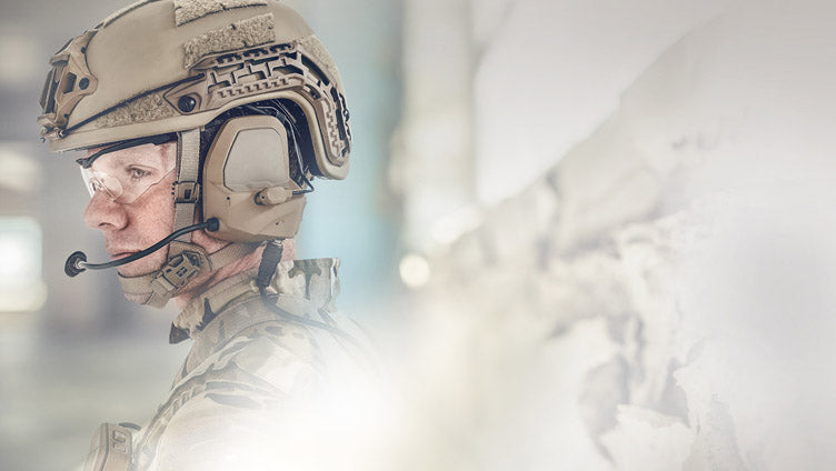 Revision Showcases Full Special Ops Helmet Line: The Batlskin™ Caiman Head System Suite