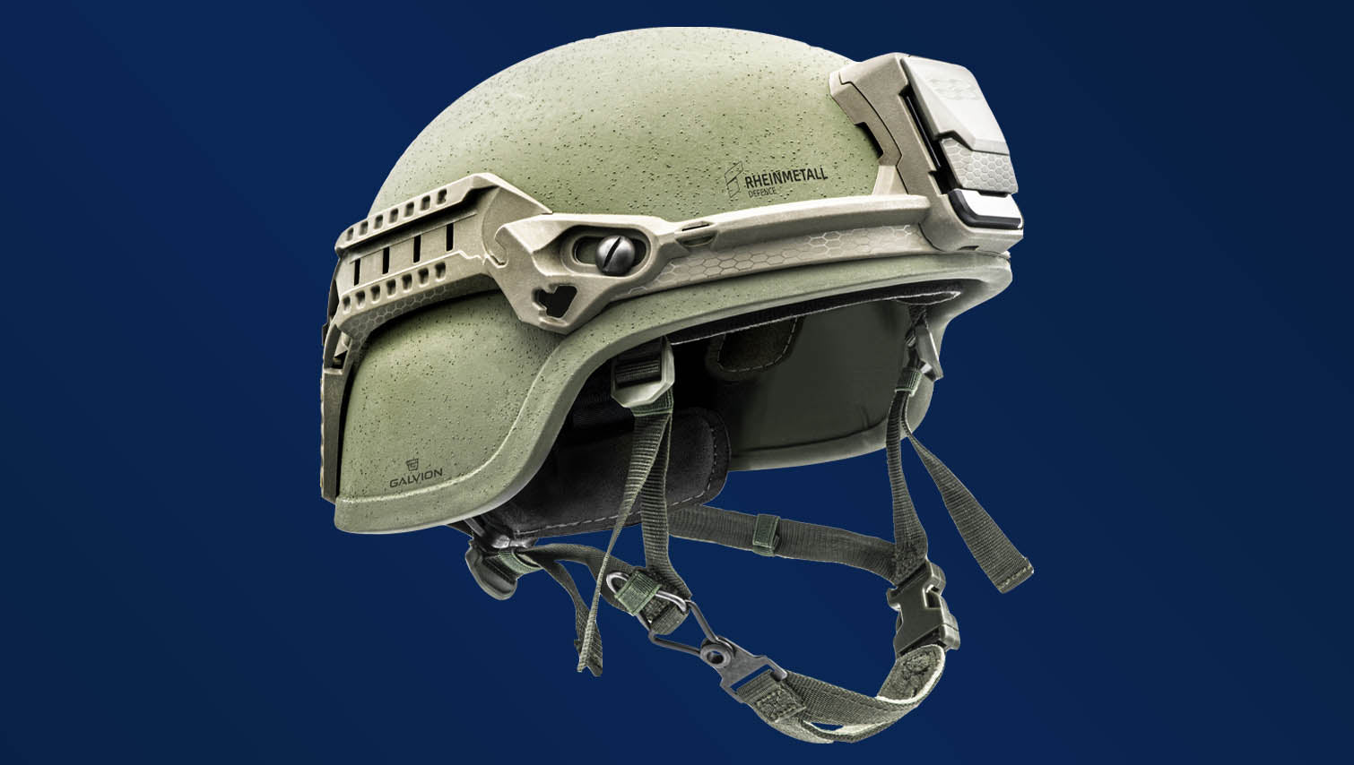 Galvion helmet system chosen as next-generation protection for German Specialised Forces
