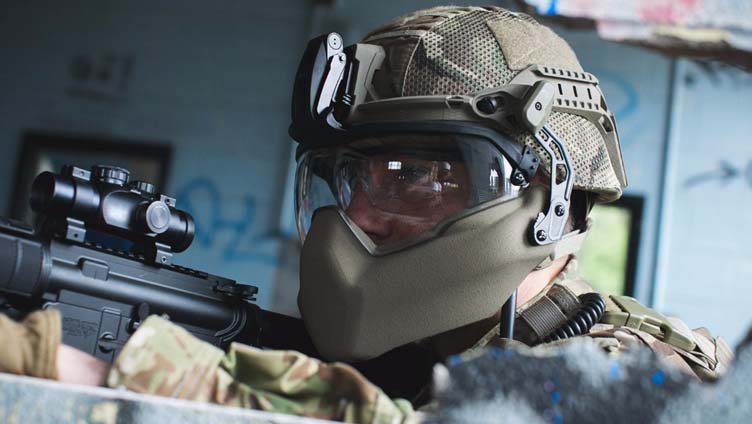 The Case for Advanced Head and Face Protection for the Modern Battlefield