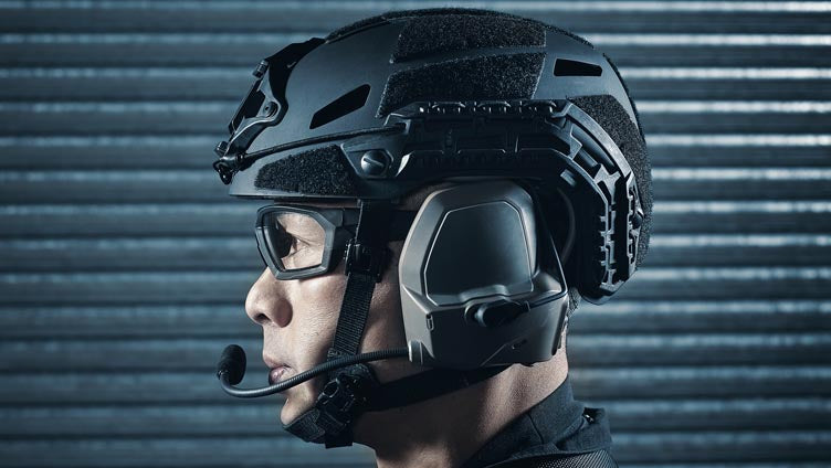 Revision Adds New Helmet to Caiman Family: The Batlskin Caiman™ Bump Helmet System