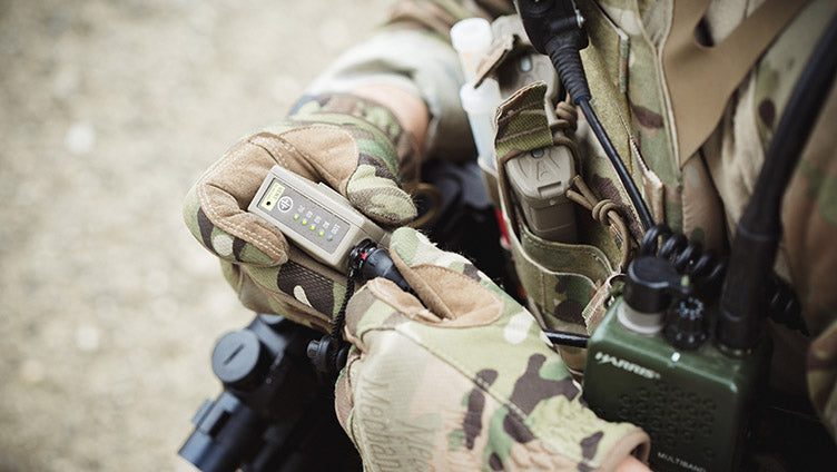 Impact, Benefits, and Versatility Of Soldier-Worn Power Managers