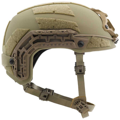 Galvion Caiman Ballistic Helmet  Side - Tan499