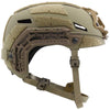 Galvion Caiman Hybrid Helmet Side - Tan499