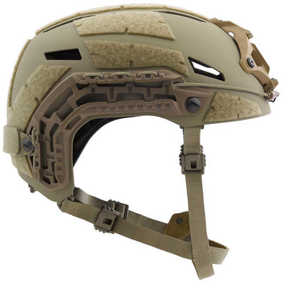 Galvion Caiman Bump Helmet Side - Tan499