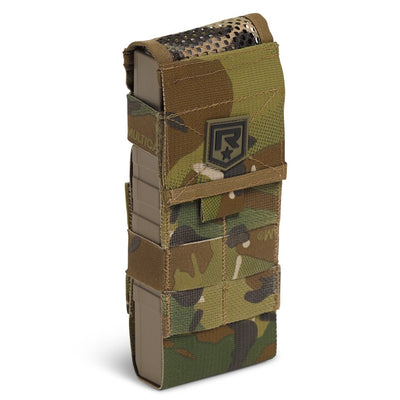Galvion Nerv Centr SoloPack Battery in MultiCam case