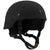 Galvion Batlskin Viper A3 Full Cut Helmet with MSS Liner Black