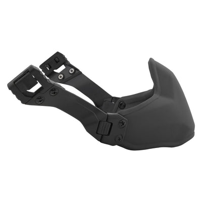 Galvion Caiman Ballistic Mandible Guard Low Profile - Black