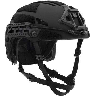 Galvion Caiman Bump Helmet - Black